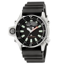 Citizen new Quartz Luminescent Hands 44mm Steel Mineral Glass