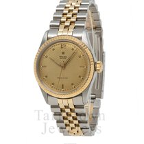 Rolex Oyster Precision pre-owned 35mm Gold/Steel