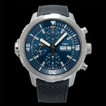 IWC Aquatimer Chronograph new Automatic Watch with original box and original papers IW376805