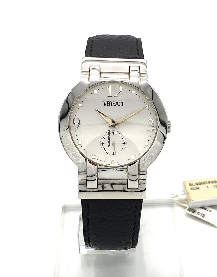 9a6303a9f89d Versace watches - all prices for Versace watches on Chrono24