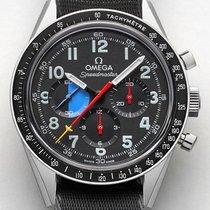 Omega 311.32.40.30.06.001 Aço Speedmaster Professional Moonwatch 39.7mm