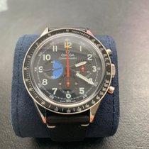 Omega 311.32.40.30.06.001 Staal 2018 Speedmaster Professional Moonwatch 39.7mm nieuw