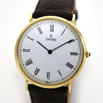 Concord Or jaune 31mm Quartz 11535 occasion