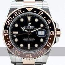 Rolex GMT-Master II 40mm Zwart