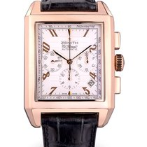 Zenith 18.0550.400/01 Or rose Port Royal 36mm occasion