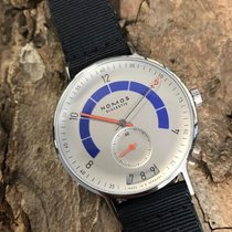 NOMOS Steel 41mm Automatic 1303 new