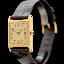 Patek Philippe Vintage Yellow gold 25.5mm Gold Arabic numerals