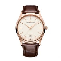 Jaeger-LeCoultre Master Ultra Thin Date Oro rosado 39mm Sin cifras