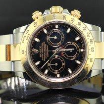 Rolex Daytona Золото/Cталь 40mm