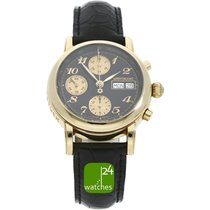 Montblanc Yellow gold 38mm Automatic 7000 pre-owned