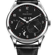 Pequignet Steel 44mm Automatic 9030443FCN new