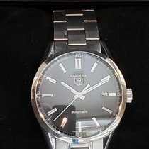 TAG Heuer Carrera Calibre 5 Steel 39mm Black No numerals United States of America, Colorado, DEnver
