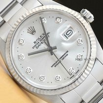 Rolex Datejust Steel 36mm Silver United States of America, California, Chino Hills