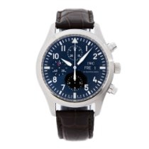 IWC Pilot Chronograph IW371701 2014 pre-owned