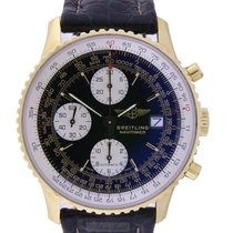 Breitling K13022 Yellow gold 2000 Old Navitimer pre-owned