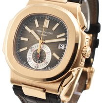 Patek Philippe Automatic Brown 40.5mm pre-owned Nautilus