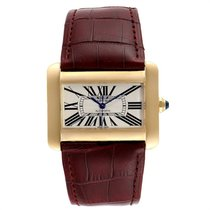 Cartier Yellow gold 38mm Automatic W6300856 pre-owned