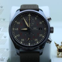 萬國 IW389002 Pilot's Watch  Chrongraph Top Gun Miramar