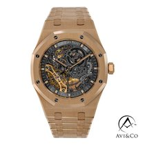 Audemars Piguet Royal Oak Double Balance Wheel Openworked 15407OR.OO.1220OR.01 2019 new