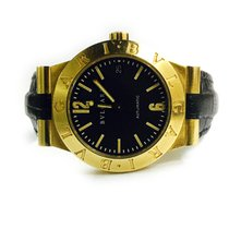 Bulgari Diagono 18k Yellow Gold Automatic
