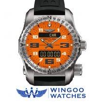 Breitling EMERGENCY Ref. E76325A5/O508/156S