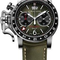Graham Chronofighter 2CVBC.G01A 2020 neu