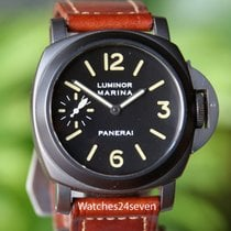 Panerai Pre Vendom 5218-203a Luminor Marina PVD, 44mm
