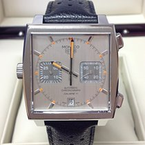 TAG Heuer Monaco Calibre 11 CAW211C - Box & Papers 2015
