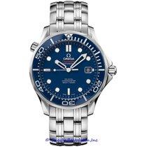 Omega Seamaster Diver 300 M Steel 41mm Blue United States of America, California, Newport Beach