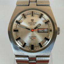 Tissot AUTOMATIC PR 516 GL DAY/DATE STEEL SERVICED RARE