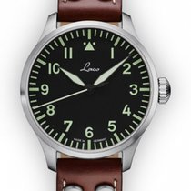 Laco 42mm Automatic 2018 new Augsburg Black