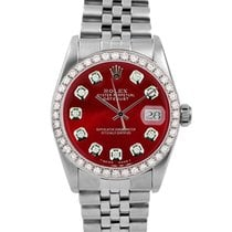 Rolex 31mm Red United States of America, California, San Francisco