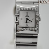 Omega Constellation 1835.76.56 Motherpearl dial  Diamonds