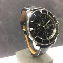 Breitling Superocean Héritage II Chronographe Stahl 46mm Schwarz Keine Ziffern Deutschland, Crailsheim