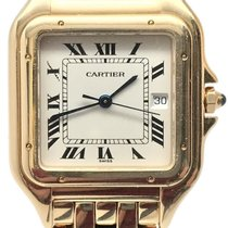 Cartier Panthere Jumbo 1060 Yellow Gold