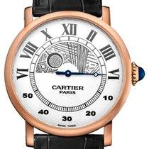 Cartier Rotonde de Cartier gebraucht 42mm Roségold