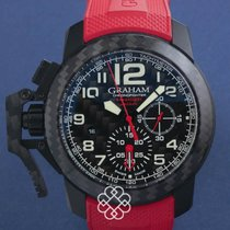 Graham Automatic pre-owned Chronofighter Oversize
