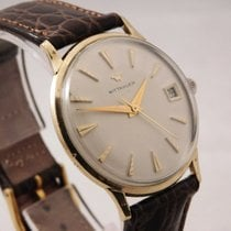 Wittnauer 34mm Manual winding pre-owned Champagne
