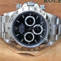 Rolex Daytona Zenith 16520 NOS A9 LC100 FULL SET, with plastics