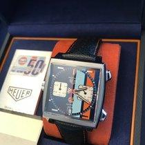 TAG Heuer Monaco calibre 11 Gulf 50th Anniversary-xx/50