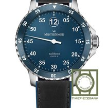 Meistersinger Salthora Meta SAMX908 New Steel 43mm Automatic