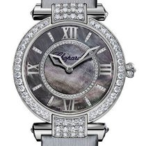 Chopard White gold 36mm Automatic 384242-1006 new