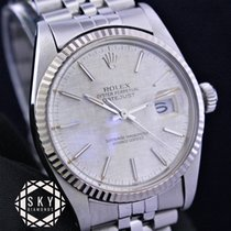 Rolex Datejust tweedehands 36mm Datum Staal