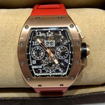 Richard Mille RM011 Ouro rosa RM 011