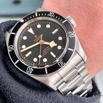 Tudor 79230N Steel Black Bay (Submodel) 41mm