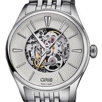 Oris Steel 33mm Automatic 01 560 7724 4051-07 8 17 79 new