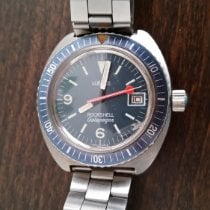 Roamer 42mm Manual winding 1975 pre-owned