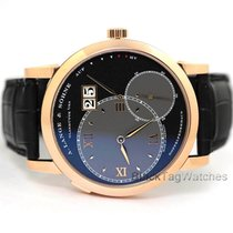 A. Lange & Söhne Grand Lange 1 Rose gold 42mm Black Roman numerals United States of America, Florida, Aventura
