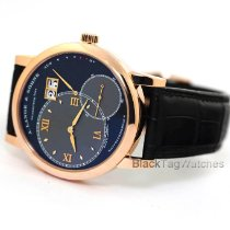 A. Lange & Söhne Grand Lange 1 Rose gold 41.9mm Black Roman numerals United States of America, Florida, Aventura