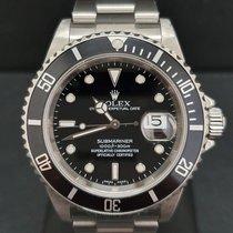Rolex 16610 Acero Submariner Date 40mm usados